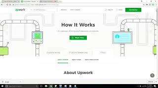 UpWork is Seeking Freelancers
