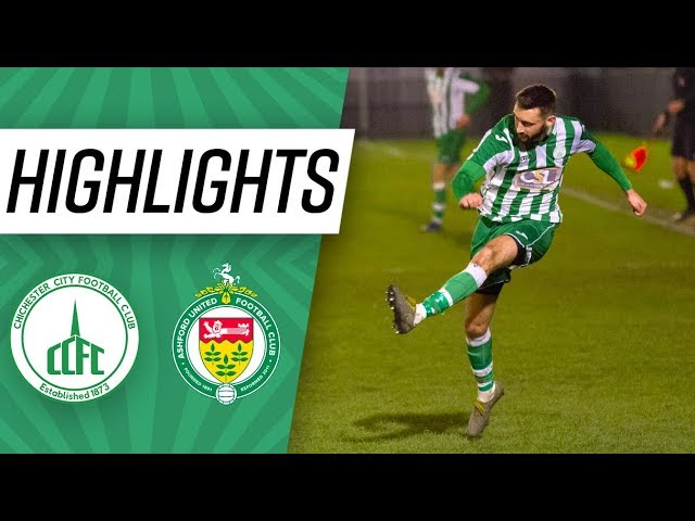 Highlights: Ashford United Home