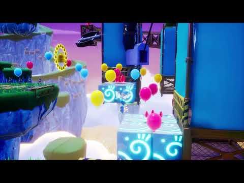 Видео № 0 из игры Balan Wonderworld [NSwitch]