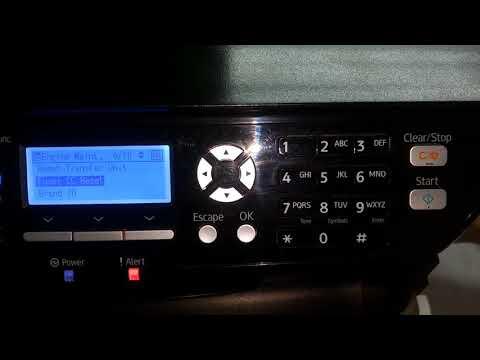 ricoh sp210 su service call sc491big problem - смотреть