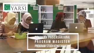 Magister Kenotariatan Universitas YARSI