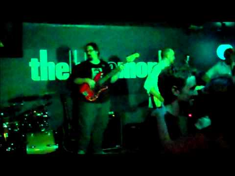 Matthew Lindley Commission - Left To Right @ The Blue Monk