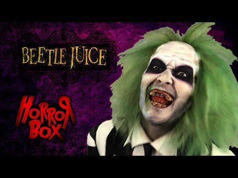 Tutorial Maquillaje - Bitelchus - BeetleJuice - Horror Box