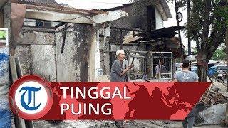 Begini Kondisi Korban Pasca-Kebakaran di Cileungsi Hanguskan 11 Bangunan, Tinggal Puing