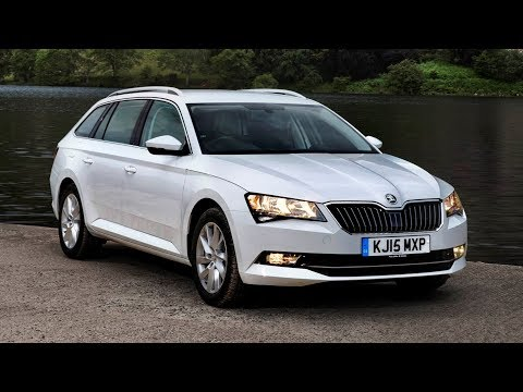 Skoda Superb 2018 Car Review