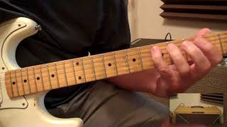How to Play Izabella - Fillmore East Live Version