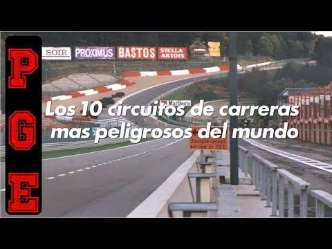 Los 10 circuitos de carreras más peligrosos del mundo