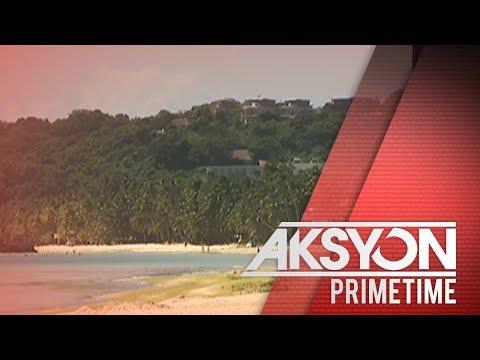 [News5]  Bahagi ng Boracay na ilalaan para sa turismo, gusto pabawasan ni Pres. Duterte