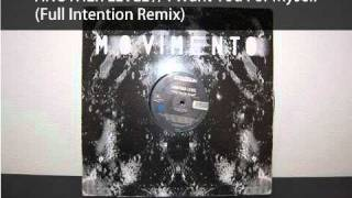 ANOTHER LEVEL :: I Want You For Myself Full Intention Remix