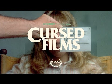"""Cursed Films (2020) A documentary series which explores the myths and legends behind some of Hollywood's notoriously """"cursed"""" horror film productions. [Trailer]"""