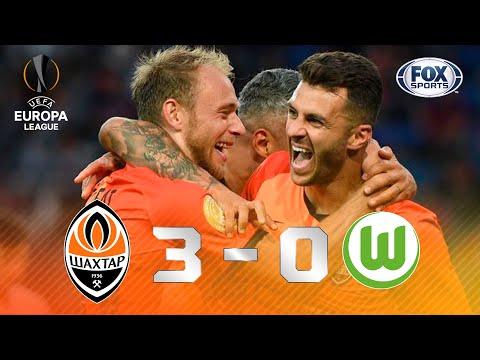 Shakhtar Donetsk – Wolfburg  [3-0] | GOLES | Octavos de final (Vuelta) | UEFA Europa League
