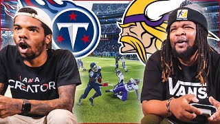 Juice & Flam Face Off For The First Time In Madden 22!