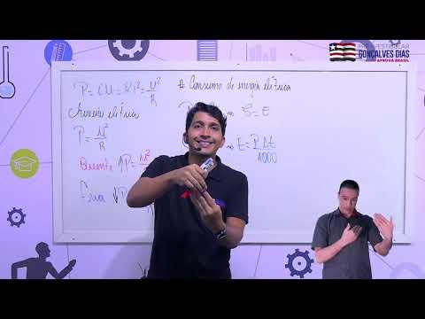 Aula 04 | Eletrodinâmica: potência e energia – Parte 02 de 03 - Física