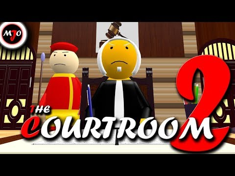 MAKE JOKE OF ||MJO|| - THE COURTROOM || PART - 2