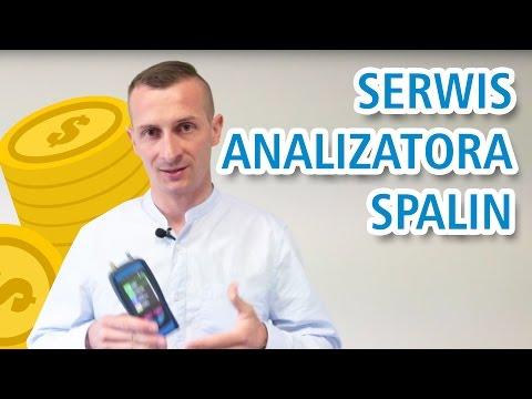 Serwis i koszty serwisowania analizatora spalin BlueLyzer ST. AFRISO