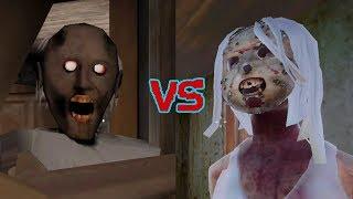 Granny vs Scary Granny Horror House