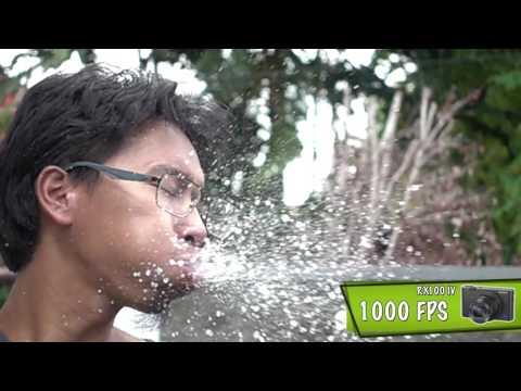 REVIEW SONY RX 100 IV BUAT KAMERA VLOG DAN SLOW MOTION (1000fps)