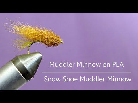 Montaje de un Muddler Minnow en PLA