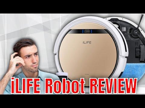 iLIFE Robot Vacuum Cleaner Review (V5s model) 2017