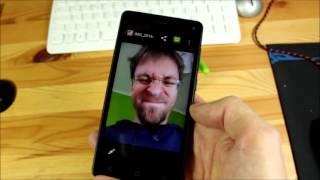 Smartphone um die 100€ -  MEDION Life E5001 - Review /Test / Deutsch