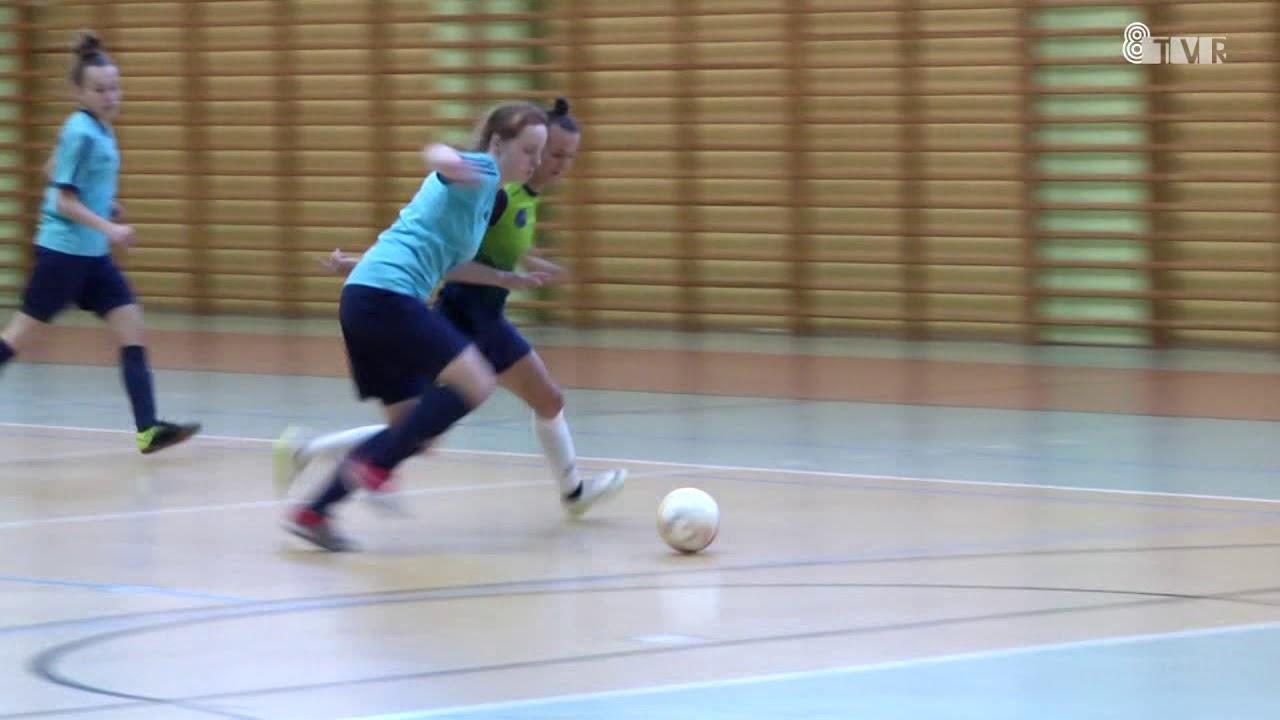Rozgrywki w futsalu kobiet