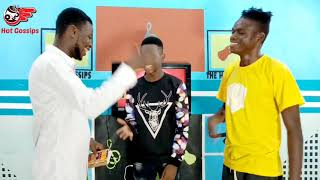 THE HOT GOSSIPS INTERVIEW WITH MANIZO WAN AND NARROWS OF GBASCO ENTERTAINMENT.