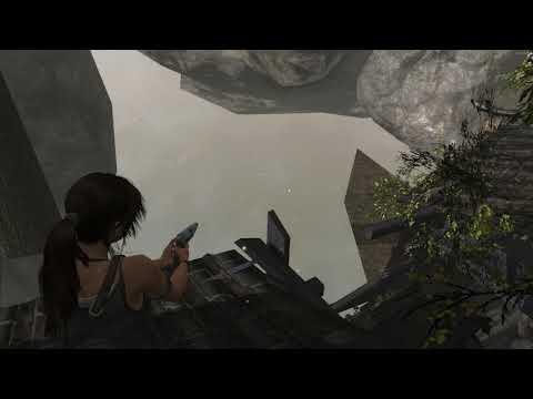 Tomb Raider (2013) Glitch - Out of Map - смотреть онлайн на Hah.Life