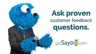 Ask Proven Customer Feedback Questions