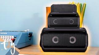 Estos altavoces TIENEN DE TODO! LG XBOOM Go PK Series