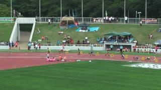 H29千葉県中学通信陸上男子200m決勝