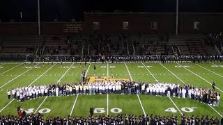HPISD Choir Sings National Anthem