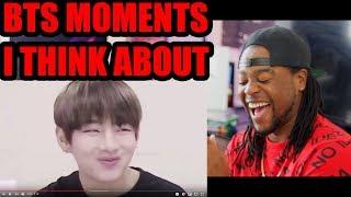 Bts Moments I Think About | Funny AF! | Reaction!!!