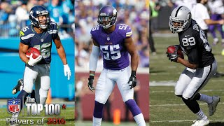 Top 10 Players Who Didn't Make the Top 100 Players of 2016 (#110-101) | NFL