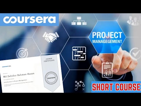 Introduction to Project Management ll Coursera Project Network ...