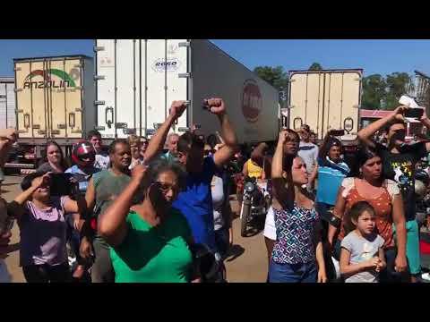 Aparecida do Taboado manifestou apoio à greve dos caminhoneiros durante grande carreata (Parte 05)