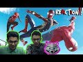 Reaction - Spider-Man HOMECOMING vs. IRON SPIDER vs. Spider-Man FAR FROM HOME | Mightyraccoon!