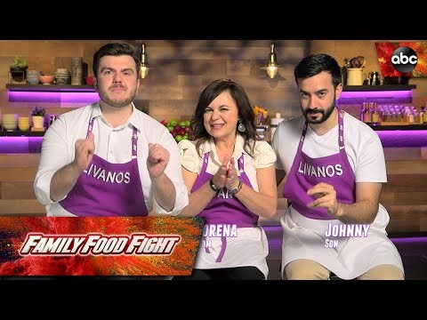 Give Us The Scallops - Family Food Fight