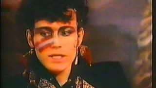 Adam & The Ants - Tiswas 1981