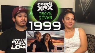 #MomReacts Charli XCX Troye Sivan 1999 REACTION