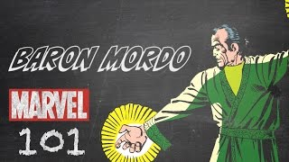 An Enemy of the Doctor – Baron Mordo