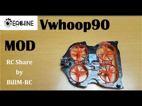 Vwhoop90 MOD & Improvements - less friction, better performance.