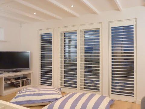 Plantation shutters guide - Top 5 window shutter designs