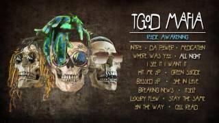 Juicy J, Wiz Khalifa, TM88 - All Night (Audio)