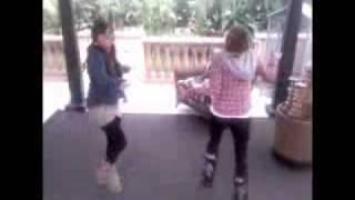HOEDOWN throwdown miley-mandy
