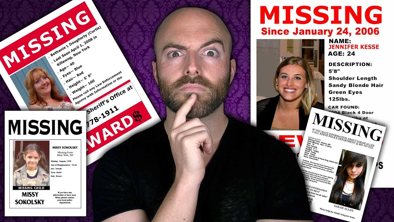 10 Most Mysterious Missing Person Cases thumbnail