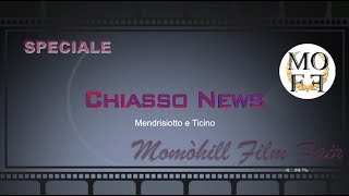 'Chiasso News 8.11.2019 SPECIALE Momòhill Film Fair' episoode image