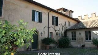 preview picture of video 'Castello della Cecchignola, Roma'