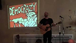 David Rovics -- Operation Iraqi Liberation -- Berlin, Germany, 2011-04-21 -- 12/18