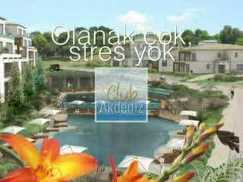 Gizli Bahçe Akdeniz Evleri Videosu