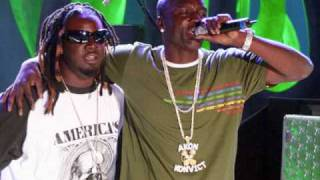 OFFICIAL MUSIC VIDEO---Holla Holla by: Akon & T-Pain